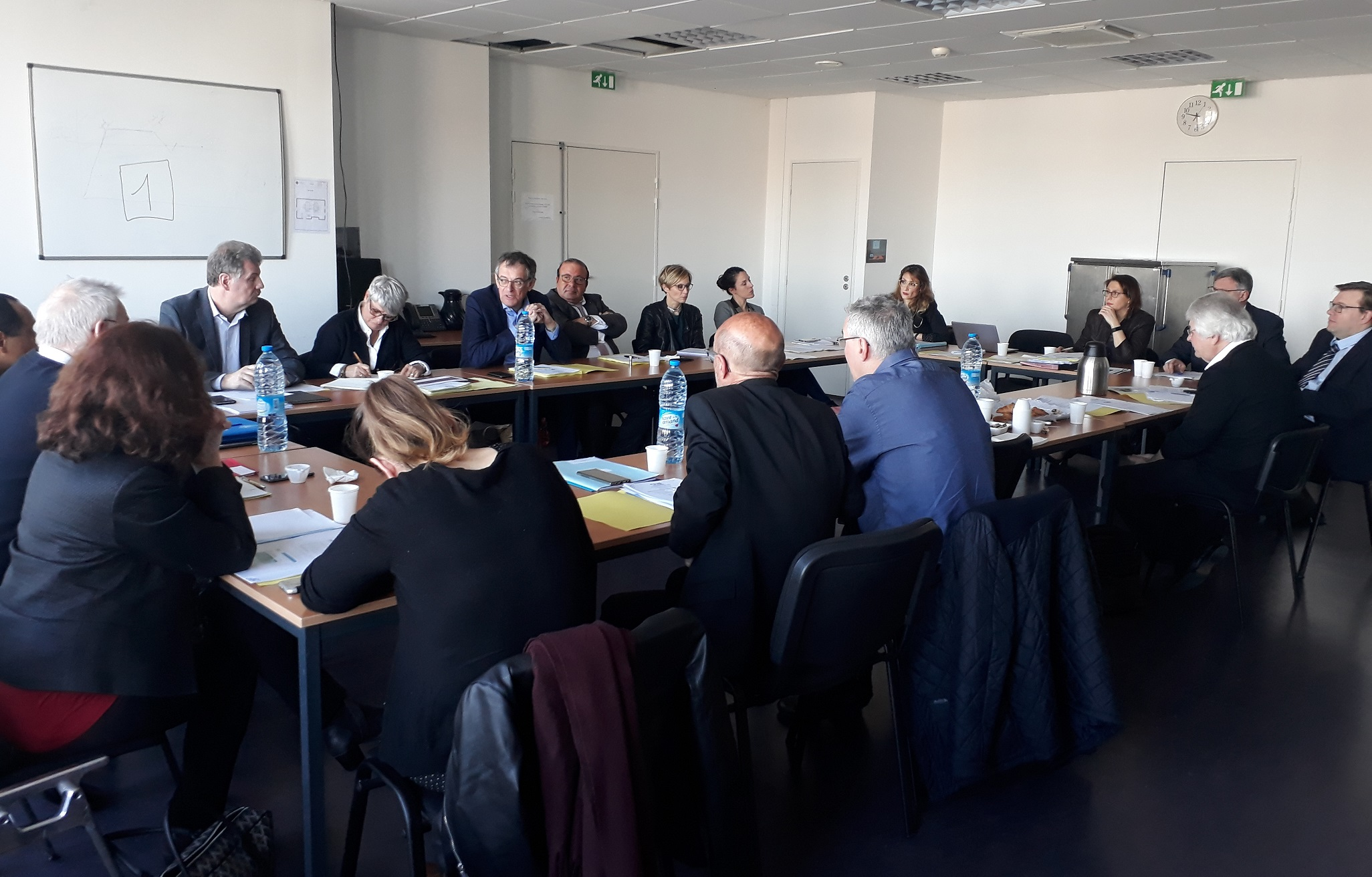 Bureau FHF HDF – 5 avril 2019