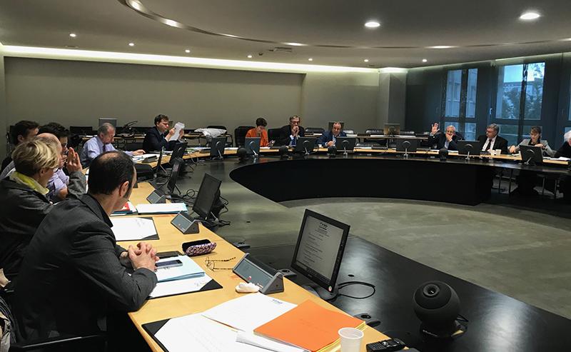 Conseil d'administration FHF HDF – 18 octobre 2019