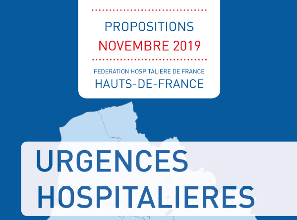 Urgences hospitalières : les propositions de la FHF HDF