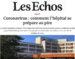 CH Beauvais – Covid-19 «Comment l'hôpital se prépare au pire» (Les Echos)