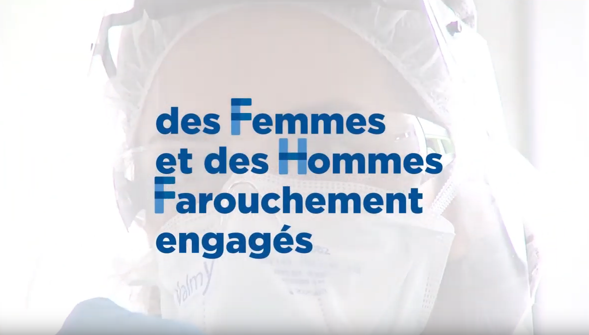 Un film pour remercier des Femmes et des Hommes Farouchement engagés qui ont sauvé nos vies… et continueront de le faire