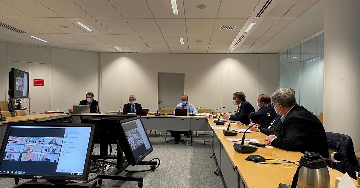 Rencontre FHF Hauts-de-France – Pr Benoit VALLET, DG de l'ARS