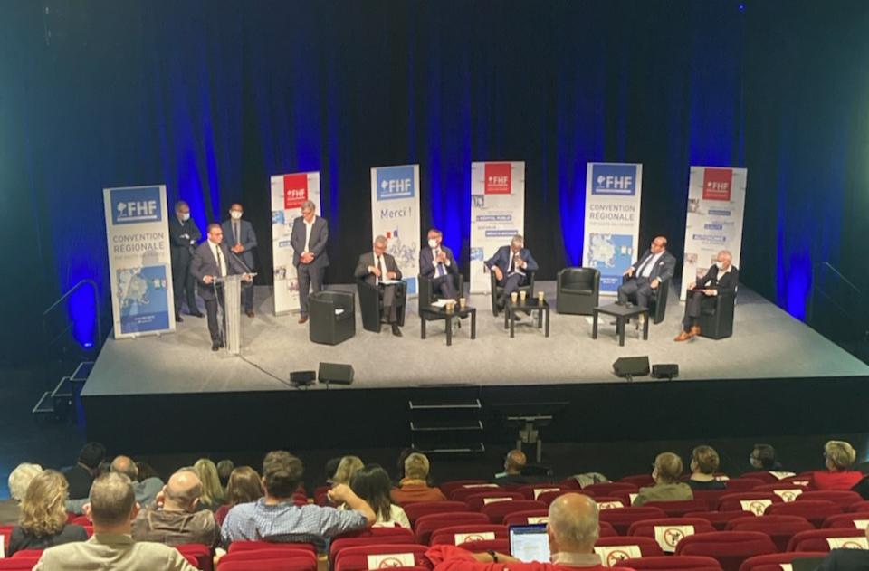 Retour sur la Convention régionale 2021 FHF Hauts-de-France