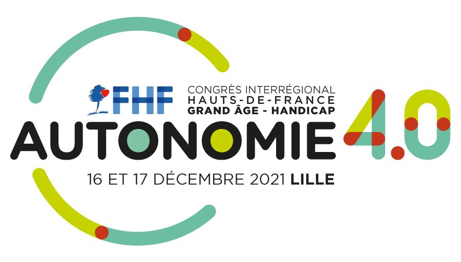 Congrès Autonomie 4.0 – 16 et 17 décembre 2021 à Lille